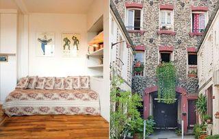 Montmartre studio