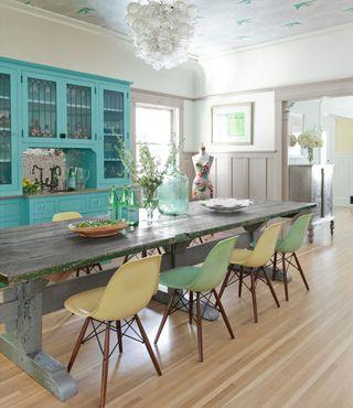Houseturquoise